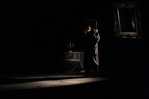 MANUELE MORGESE in IL CASO DORIAN GRAY Teatro Parmenide - Ascea,