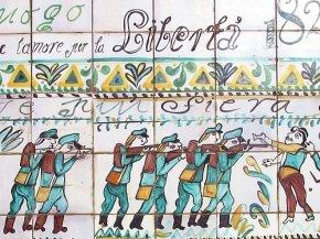 Terra d'eroi: i moti cilentani del 1828 e la soppressione del comune di Bosco di Gigi DiFiore